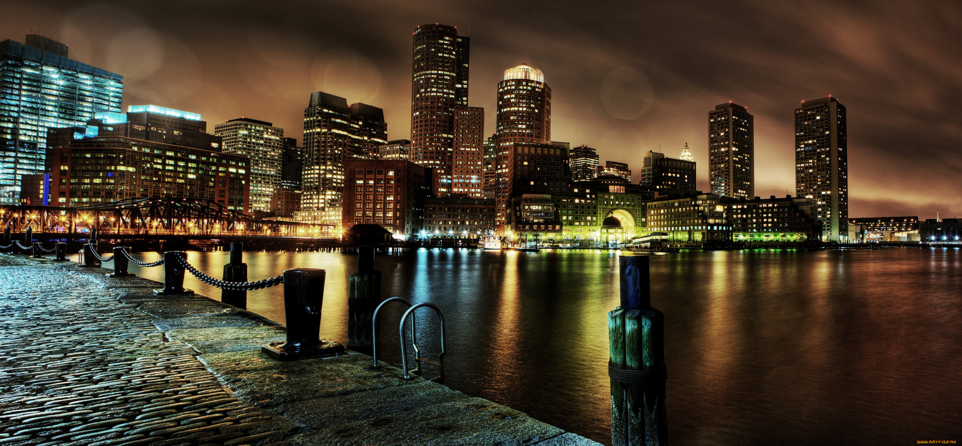 Обои город фото